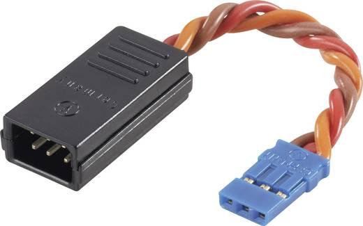 Servo Y-Kabel [2x JR-Stecker - 1x JR-Buchse] 0.50 mm² verdrillt Modelcraft
