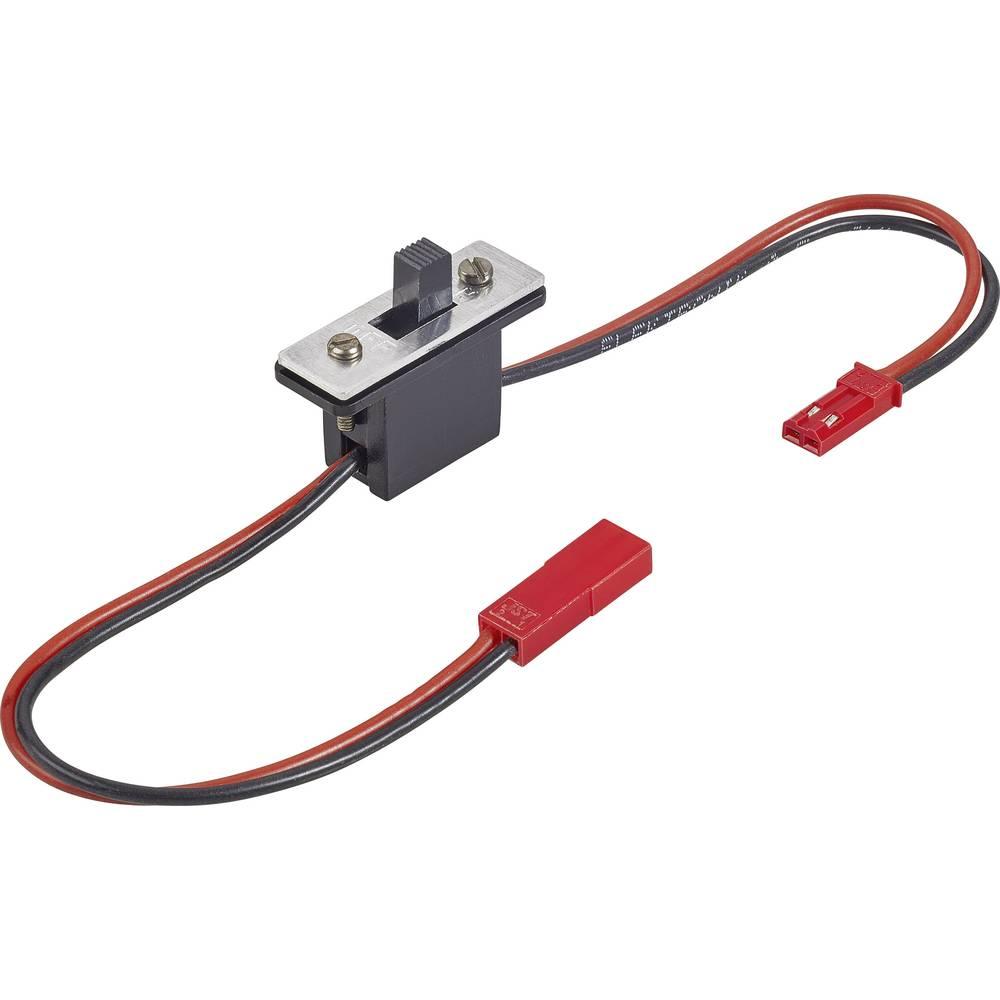 Standard Ein-/Aus-Schalterkabel [1x BEC-Stecker - 1x BEC-Buchse ...