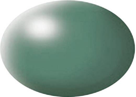 Revell 36365 Aqua-Farbe Patina (seidenmatt) Farbcode: 36365 RAL-Farbcode: 6000 Dose 18 ml