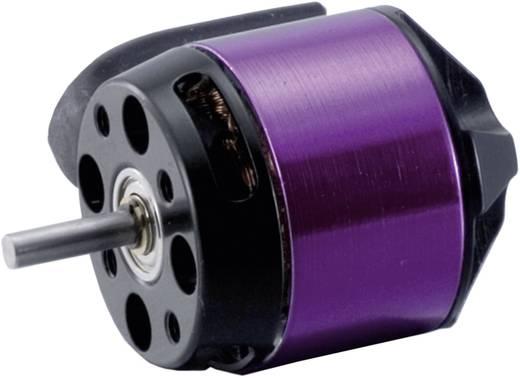Flugmodell Brushless Elektromotor A20-22 L EVO Hacker kV (U/min pro Volt): 924 Windungen (Turns): 22