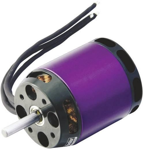 Flugmodell Brushless Elektromotor A40-10L V2 8-Pole Hacker kV (U/min pro Volt): 1100 Windungen (Turns): 10