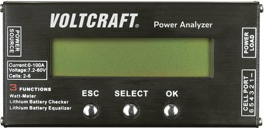 VOLTCRAFT Power Analyzer PA-10 Multifunktionsgerät 3 in 1 (Watt-Meter, Volt-Meter; Balancer-Funktion)