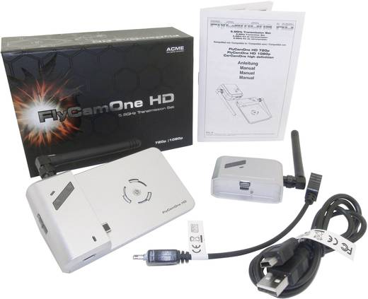 FlyCamOne Transmitter-Set 5,8 GHz