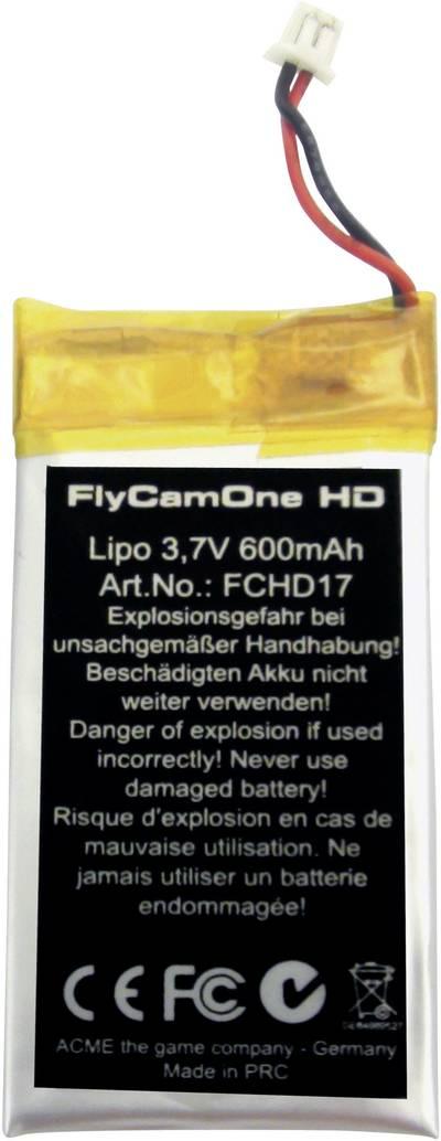 Batteria ricaricabile ACME FlyCamOne 720p LiPo
