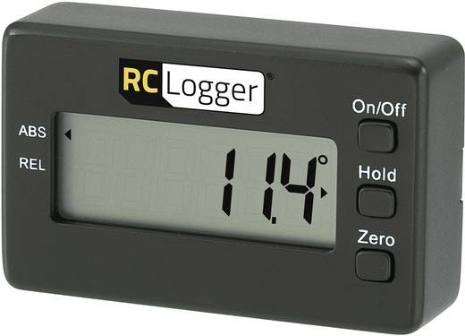 RC Logger Digitale Pitchlehre