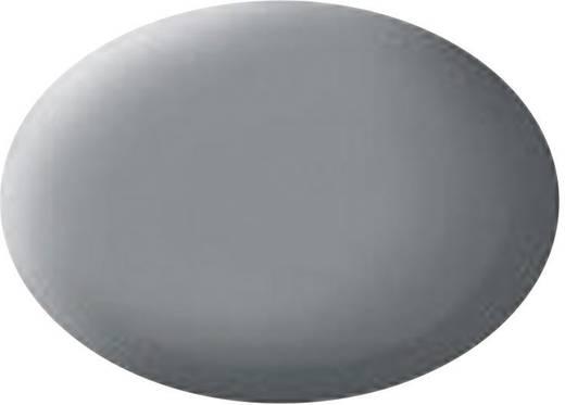 Revell 36143 Aqua-Farbe Mittel-Grau (matt) Farbcode: 36143 Dose 18 ml