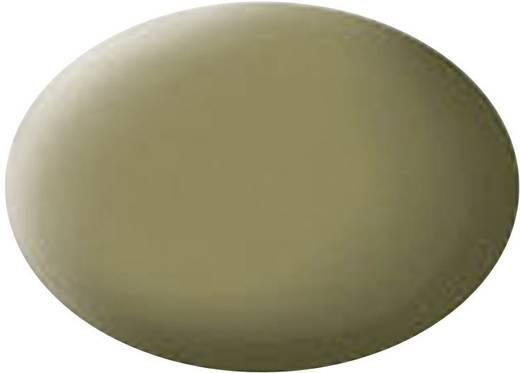 Revell 36186 Aqua-Farbe Khaki-Braun (matt) Farbcode: 36186 RAL-Farbcode: 7008 Dose 18 ml