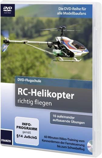 DVD-Flugschule RC-Helikopter richtig fliegen