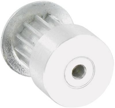 Toothed belt disc Reely Bore diameter: 2.3 mm Diameter: 15 mm No. of teeth: 15