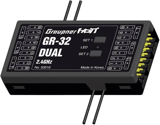 16-Kanal Empfänger Graupner GR-16 2,4 GHz Stecksystem JR