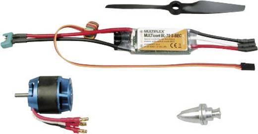 Flugmodell Brushless Antriebsset Multiplex 332647 Passend für: Multiplex FunJet Ultra