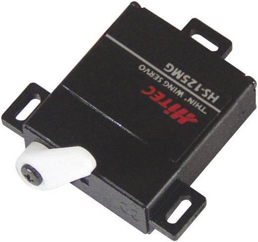 Hitec Midi-Servo HS-125MG Analog-Servo Getriebe-Material: Metall Stecksystem: JR