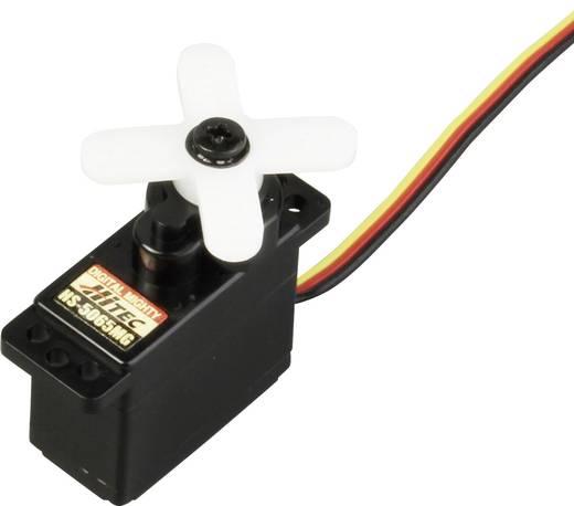 Hitec Mini-Servo HS-5065MG Digital-Servo Getriebe-Material: Metall Stecksystem: JR