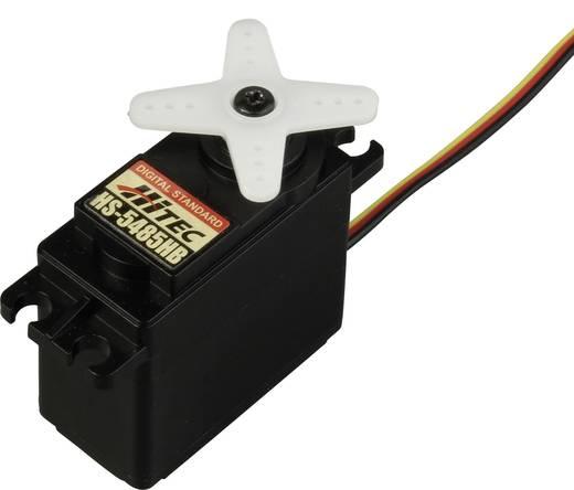 Hitec Standard-Servo HS-5485HB Digital-Servo Getriebe-Material: Karbonite Stecksystem: JR