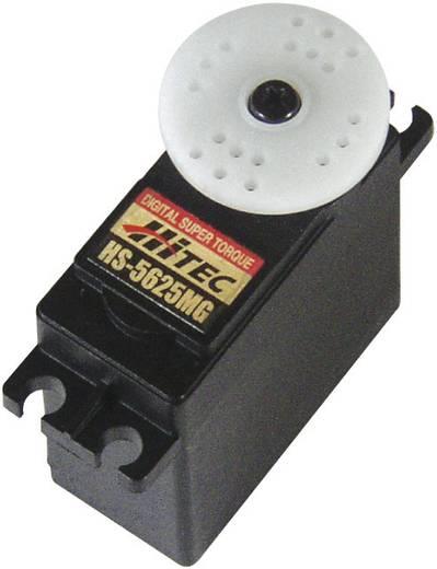 Hitec Standard-Servo HS-5625MG Digital-Servo Getriebe-Material: Metall Stecksystem: JR