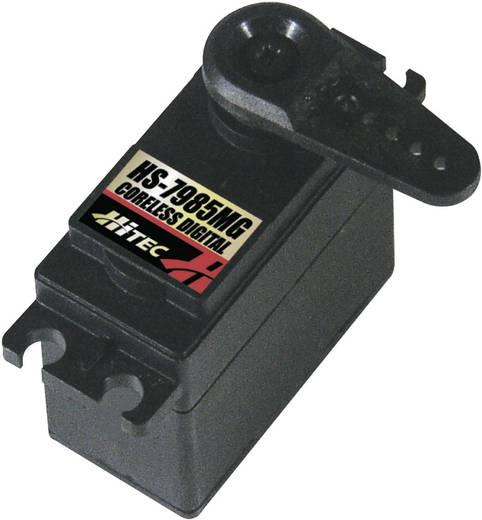 Hitec Standard-Servo HS-7985MG Digital-Servo Getriebe-Material: Metall Stecksystem: JR