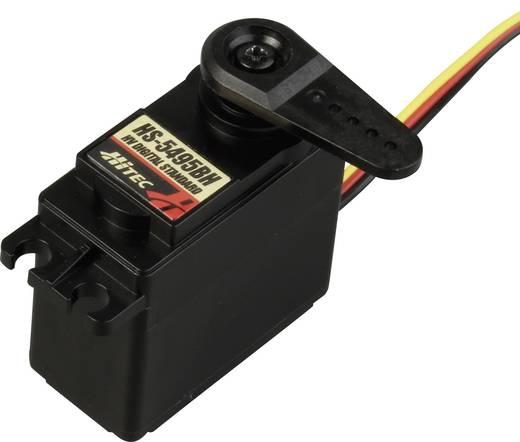 Hitec Standard-Servo HS-5495BH Digital-Servo Getriebe-Material: Karbonite Stecksystem: JR