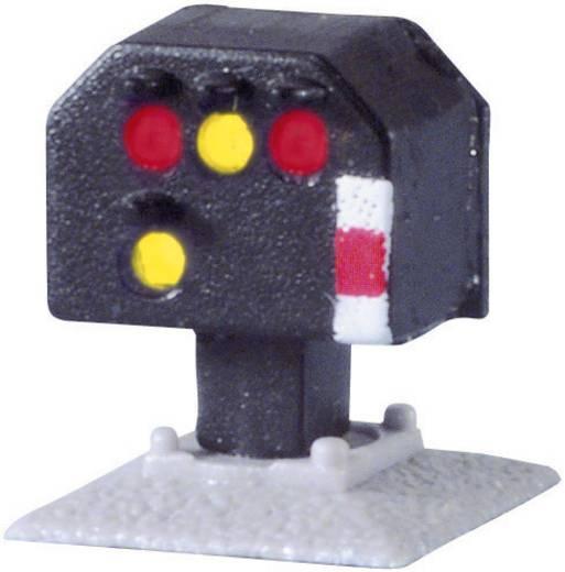 N Viessmann 4418A Lichtsignal Gleissperrsignal Bausatz DB