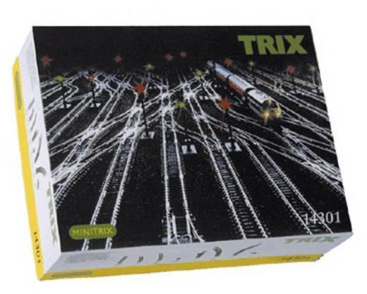 N Minitrix Gleis T14301 Ergänzungs-Set