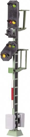 H0 Viessmann 4015A Lichtsignal mit Vorsignal Einfahrsignal Bausatz DB