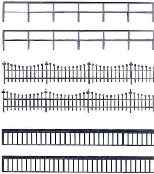 Auhagen 42 558 H0, Tt Eisenzaun Kunststoffmodell Kaufen