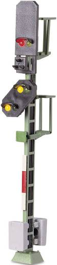 H0 Viessmann 4014A Lichtsignal mit Vorsignal Blocksignal Bausatz DB