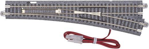 N Kato Unitrack 7078201 Weiche, elektrisch, rechts 186 mm 15 ° 718 mm