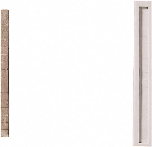 H0, TT Kautschukform Mauerabschlusskante (L x B) 170 mm x 10 mm