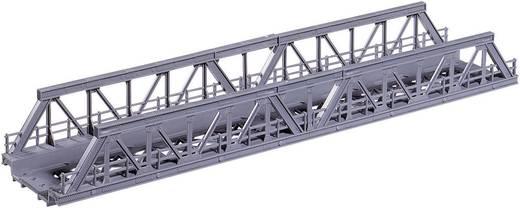 H0 Gitter-Brücke 1gleisig Universell (L x B x H) 360 x 70 x 45 mm NOCH 21310