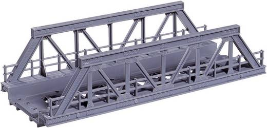 H0 Vorflutbrücke 1gleisig Universell (L x B x H) 180 x 70 x 45 mm NOCH 21330