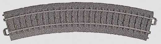 H0 Märklin C-Gleis (mit Bettung) 24130 Gebogenes Gleis