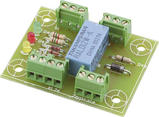 Blockstellen-Modul mit Signalbildansteuerung Fertigbaustein