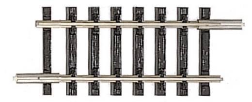 TT Tillig Gleis (ohne Bettung) 83105 Gerades Gleis 43 mm