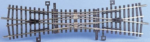 TT Tillig Gleis (ohne Bettung) 83300 Doppelkreuzungsweiche 166 mm 15 ° 310 mm