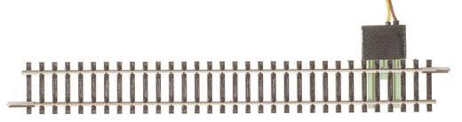TT Tillig Gleis (ohne Bettung) 83143 Anschlussgleis, gerade 166 mm