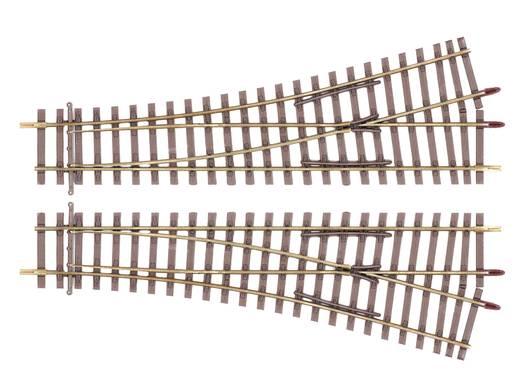 H0 Tillig Elite Gleis 85323 Weiche, rechts 178 mm 15 ° 484 mm