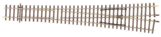 H0 Tillig Elite Gleis 85383 Bogenweiche, symmetrisch 6 ° 2707 mm