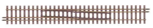 H0m Tillig Schmalspur-Gleis 85187 Gleiswechsel 228 mm 15 °