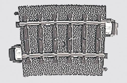 H0 Märklin C-Gleis (mit Bettung) 24107 Gebogenes Gleis