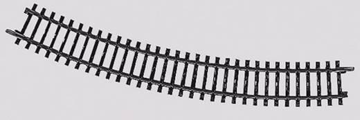 H0 Märklin K-Gleis (ohne Bettung) 2231 Gebogenes Gleis