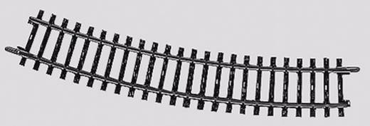 H0 Märklin K-Gleis (ohne Bettung) 2232 Gebogenes Gleis 22.5 ° 424.6 mm