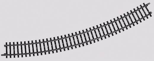 H0 Märklin K-Gleis (ohne Bettung) 2241 Gebogenes Gleis