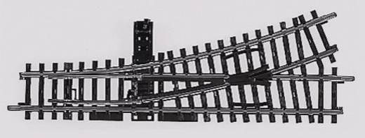 H0 Märklin K-Gleis (ohne Bettung) 2265 Weiche, links 168.9 mm