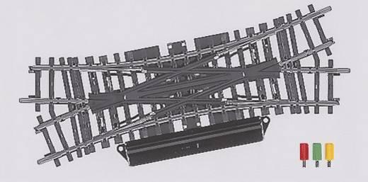 H0 Märklin K-Gleis (ohne Bettung) 2260 Kreuzungsweiche, doppelt 168.9 mm 22.5 ° 424.6 mm
