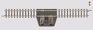 10 Stück gerades 110mm Gleis 8500 Mini Club
