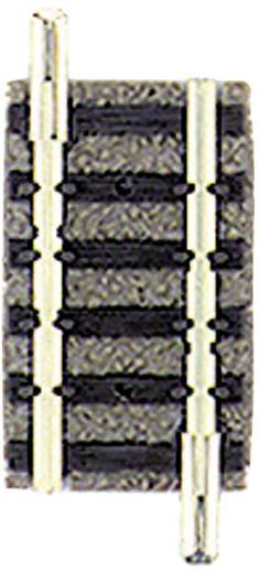 N Fleischmann piccolo (mit Bettung) 9104 Gerades Gleis 27.75 mm