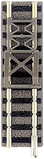 N Fleischmann piccolo (mit Bettung) 9116 Prellbock
