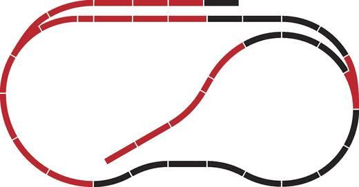 H0 Märklin C-Gleis (mit Bettung) 24904 Ergänzungs-Set C4