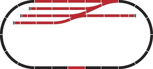 H0 Märklin C-Gleis (mit Bettung) 24905 Ergänzungs-Set C5