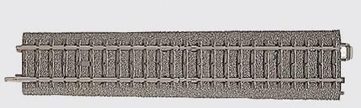 H0 Märklin C-Gleis (mit Bettung) 24922 Übergangsgleis 18 mm
